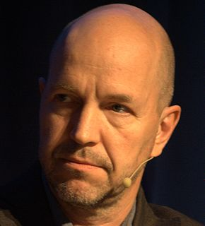 Gellert Tamas Swedish journalist and writer (born 1963)