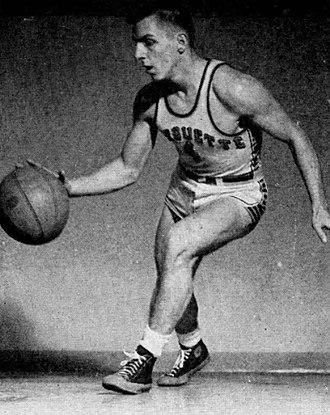 "Gene Berce - Berce from the 1947 ""Hilltop"""