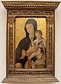 Gentile bellini, madonna col bambino e due committenti, 1460 ca.JPG