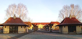 Gentofte Hospital - Image: Gentofte Hospital