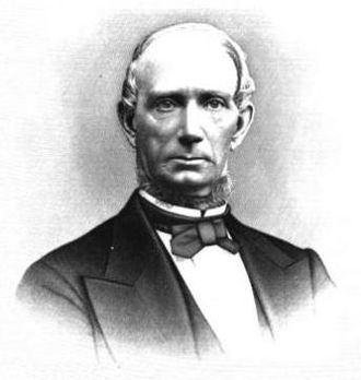 Whitworth University - George F. Whitworth around the time he founded the college