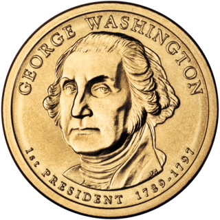 Presidential dollar coins Series of circulating commemorative dollar coins
