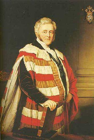 George Spencer-Churchill, 6th Duke of Marlborough - Image: Georgespencer 1793