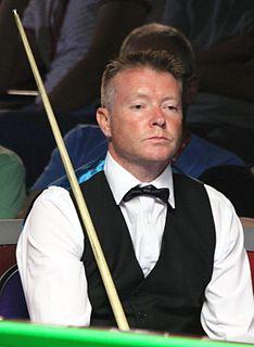 Gerard Greene Northern Irish snooker player