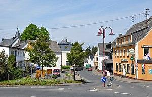 Kelberg - Town centre