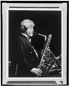 Gerry Mulligan (foto: William Gottlieb)