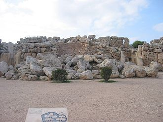 36th century BC - Ggantija temple