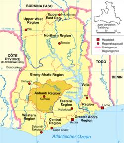 Ashanti Region