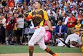 Giancarlo Stanton competes in final round of the '16 T-Mobile -HRDerby (28461614442).jpg