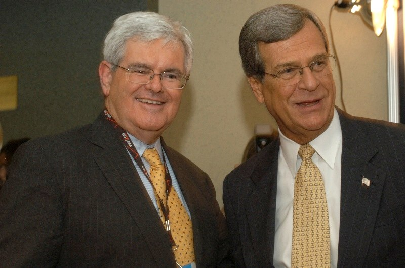 Gingrich and Lott