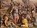 Giorgio vasari, gregorio xi torna a roma da avignone, 1572-73, 04.jpg