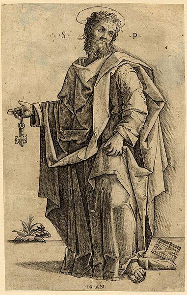File:Giovanni Antonio da Brescia Peter.jpg
