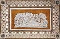 Giovanni da udine, storie della ninfa callisto, 1537-40, 10 callisto gravida esclusa dalle ninfe di diana.jpg