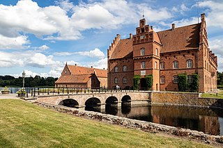 Gisselfeld Danish manor house