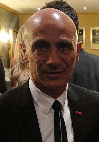 Giuseppe Sannino - Beppe Sannino in 2014.