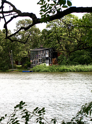 Stadsgraven - Image: Glass House, Christiania