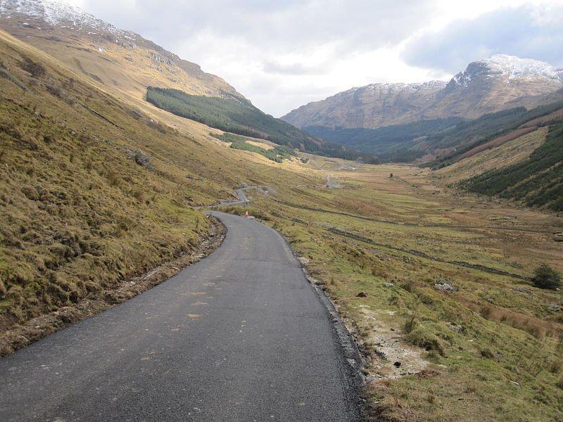 File:Glen Croe - Old Military Road (8576075536).jpg