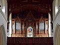 Gmunden - evangelische Auferstehungskirche - Orgelempore.jpg