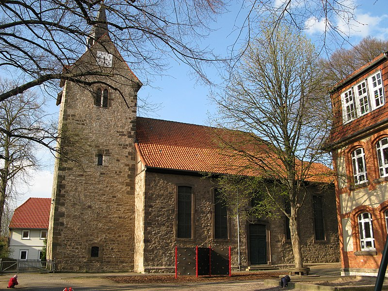 File Goettingen Weende St Petri Kirche 2012