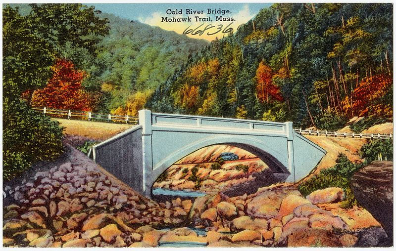 File:Gold River Bridge, Mohawk Trail, Mass (66836).jpg