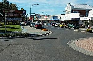 Wynyard, Tasmania - Image: Goldie St Wynyard 20070423 008
