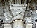 Gournay-en-Bray (76), collégiale St-Hildevert, bas-côté sud, chapiteaux du 3e pilier libre, côté sud.jpg