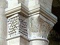 Gournay-en-Bray (76), collégiale St-Hildevert, nef, chapiteaux du 3e pilier libre du nord, côté est.jpg