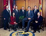 Governor Bush and the Cabinet - Tallahassee, Florida.jpg