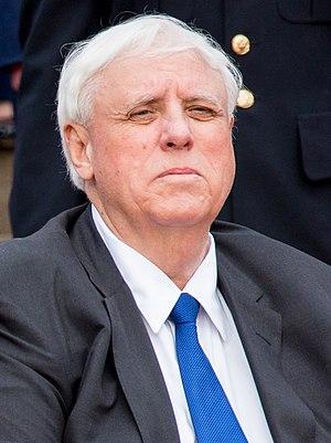 Jim Justice - Image: Governor Jim Justice 2017