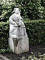 Grab auf dem Friedhof am Hörnli von Emil Knöll (1889–1972)̠1.jpg