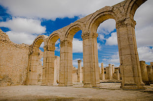 site archeologique - Photo