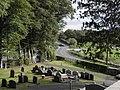 Granshaw Presbyterian Church graveyard - geograph.org.uk - 1519419.jpg