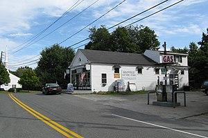 Granville, Massachusetts - Image: Granville Country Store, MA