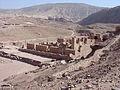 Great Temple Petra from the southwest Jordan1368.jpg