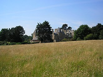 Dormansland, Surrey - Image: Greathed Manor, near Dormansland, Surrey geograph.org.uk 195580