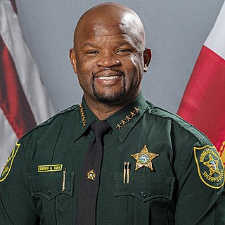 Gregory Tony American law enforcement officer