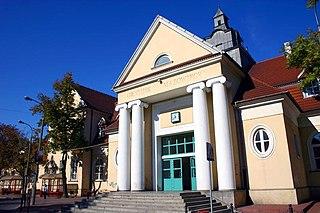 Grodzisk Mazowiecki Place in Masovian Voivodeship, Poland