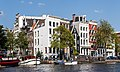 Groenburgwal Staalkade seen from river Amstell 2016-09-12-6581.jpg