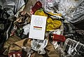 Grundgesetz - Constitution of the Federal Republic of Germany in litter bin.jpg