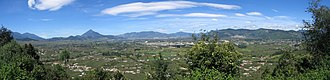 K'iche' kingdom of Q'umarkaj - The Guatemalan highlands – location of the extensive Kingdom of the K'iche'