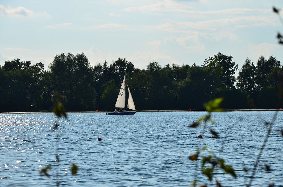 Guggenberger See Wassertemperatur