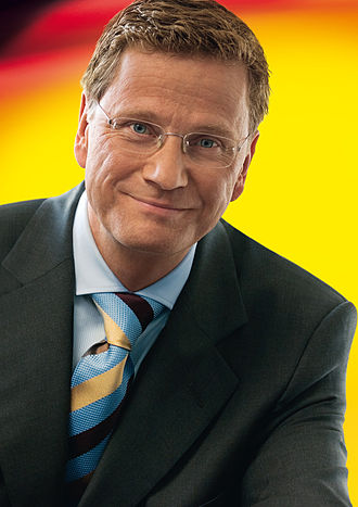 Guido Westerwelle - Image: Guido westerwelle