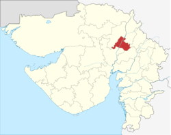 Gujarat Gandhinagar district.png