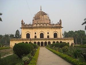Bahu Begum ka Maqbara - Image: Gulab Bari