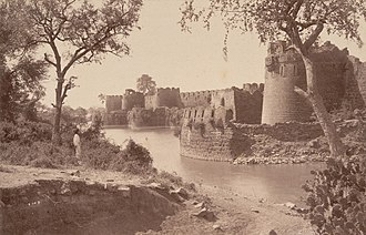 Gulbarga Fort - Image: Gulbarga Fort