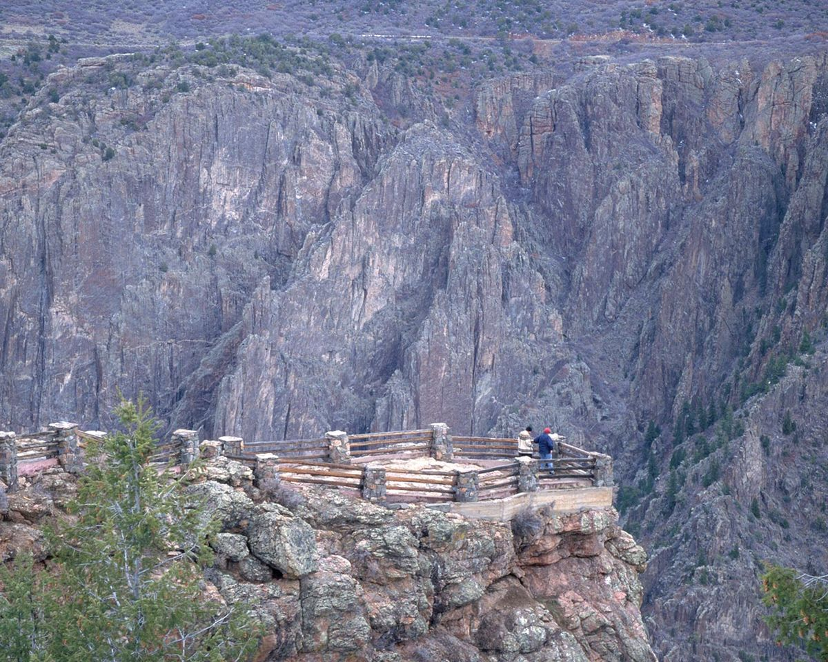Black Canyon of the Gunnison National Park Travel guide at Wikivoyage