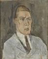 Gustaf Hellström, 1882-1953, författare (Nils von Dardel) - Nationalmuseum - 16308.tif