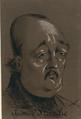 Gustave Planche, caricature au fusain de N Nadar, années 1850.png