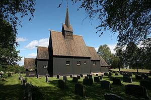 Høyjord stave church