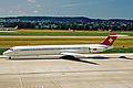 HB-INV 2 MD-81 Odette Aws ZRH 19JUN03 (8591269245).jpg